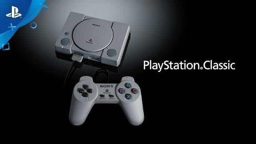 Playstation Consola Classic Mini Nuevo Envío Inmediato.