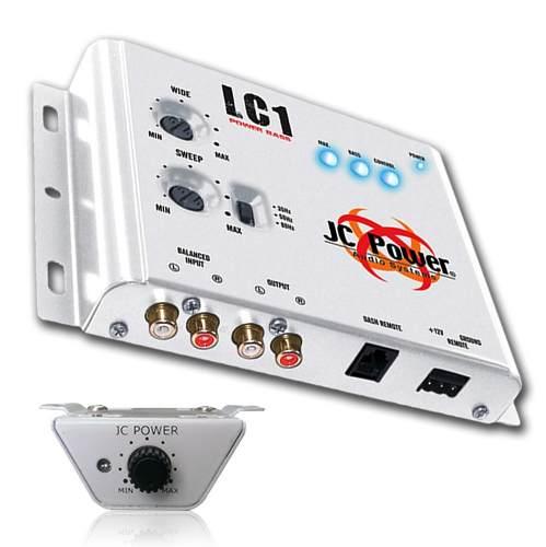 Restaurador Epicentro Jc Power Lc11 Epicenter Control Bajos