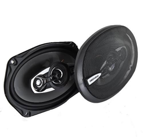 Sistema De Audio Profesional Para Carro Daewoo Sdw-69 Bocina