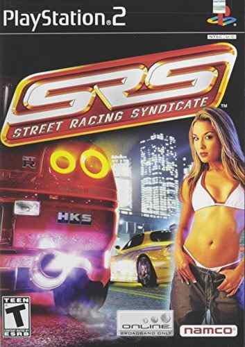 Srs Street Racing Syndicate - Playstation 2