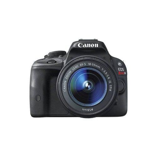 Canon - Eos Rebel Sl1 La Cámara Réflex Digital Con Lente