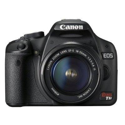 Canon Eos Rebel T1i 15.1 Mp Cmos De La Cámara Réflex