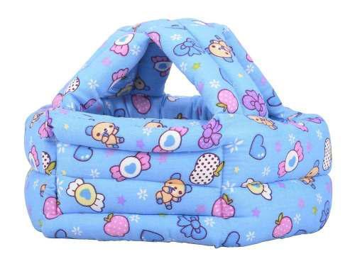 Blue Candy - Cabeza De Bebé Niño Infantil Paseo Juego