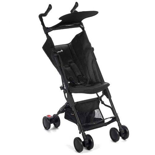 Carreola Bebe Safety 1st | Zippy Negra Msi