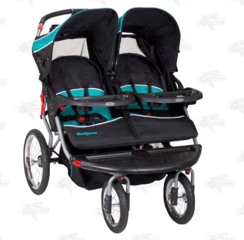 Carreola Doble Baby Trend Xtreme