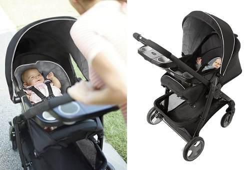 Carreola Graco Modes Con Porta Bebe