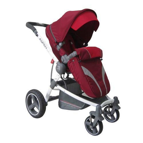 Carriola Aspen Roja Para Bebé Prinsel Nuevo