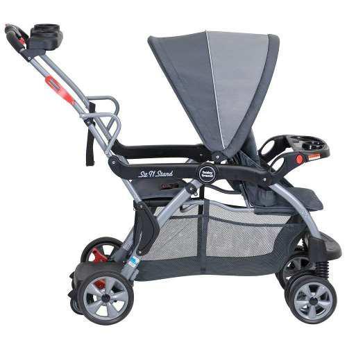 Carriola Baby Trend Doble Sentado-parado Rockridge