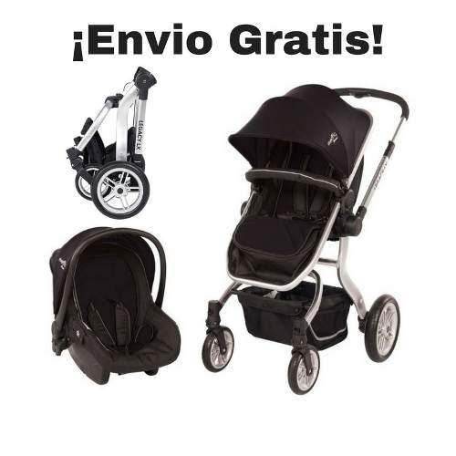 Carriola Bebe Convertible Portabebe Bambineto Envio Gratis