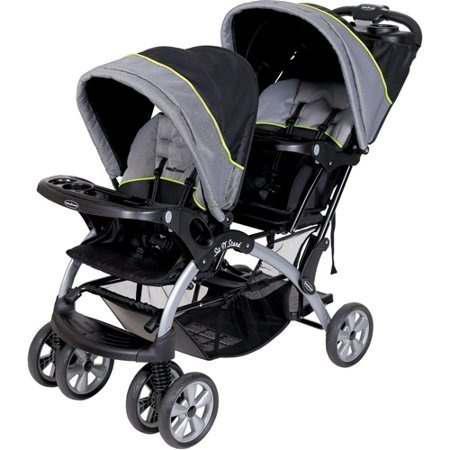 Carriola Con Doble Asiento Baby Trend 10 Formas De Utilizar