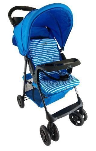 Carriola De Bebe Safety 1st Pipe Compacta - Azul