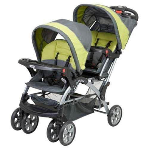 Carriola Doble Baby Trend Sit N Stand