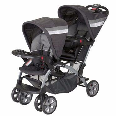 Carriola Doble Baby Trend Sit N Stand Liberty