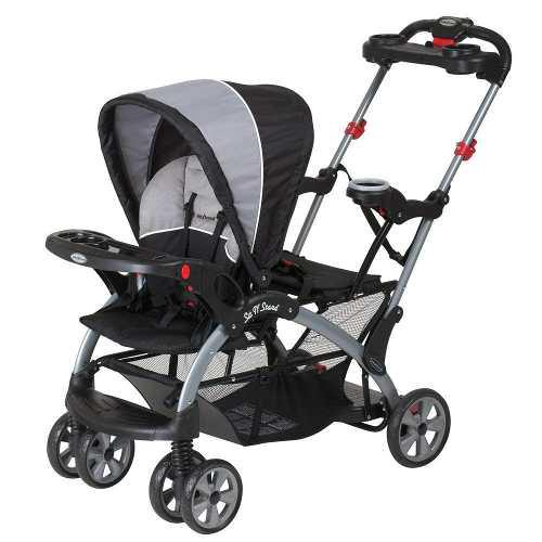 Carreola Doble Baby Trend Sitn Stand Stroller Posot Class