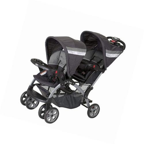 Carriola Doble Baby Trend Sit&stand Liberty