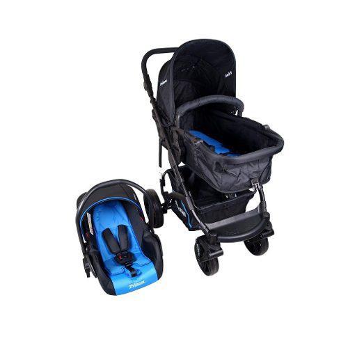 Carriola Explore Azul Para Bebé Prinsel Nuevo