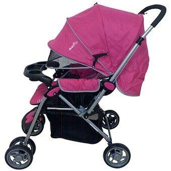 Carriola Grand Trip Rosa Para Bebé Evenflo Nuevo