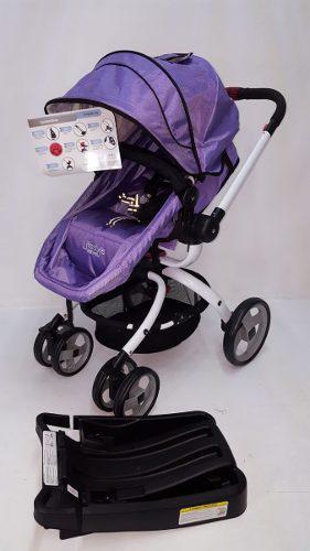 Carriola Infanty Mod. Axis Con Portabebe Y Base Para Auto.