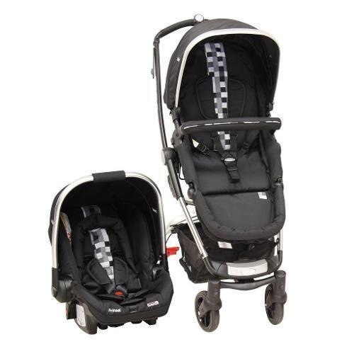 Carriola Kronos Negra Para Bebé Prinsel Nuevo