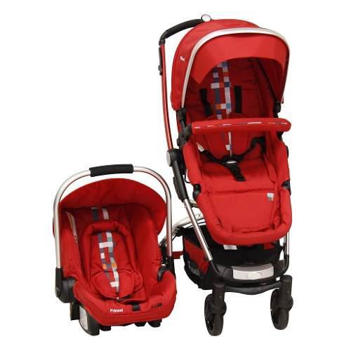 Carriola Kronos Roja Para Bebé Prinsel Nuevo