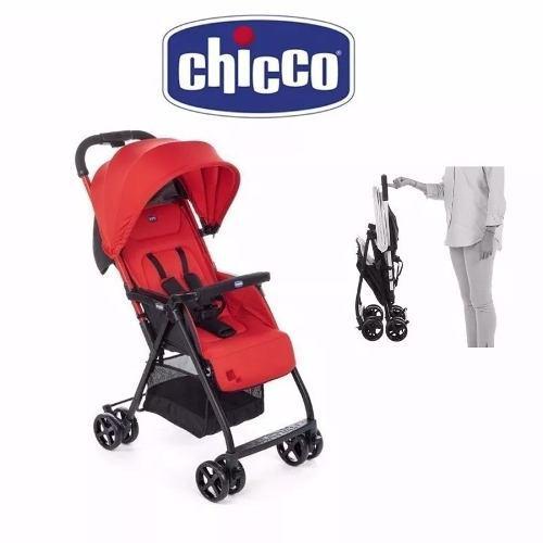 Carriola Para Bebe Chicco Ohlala, Ligera, Compacta