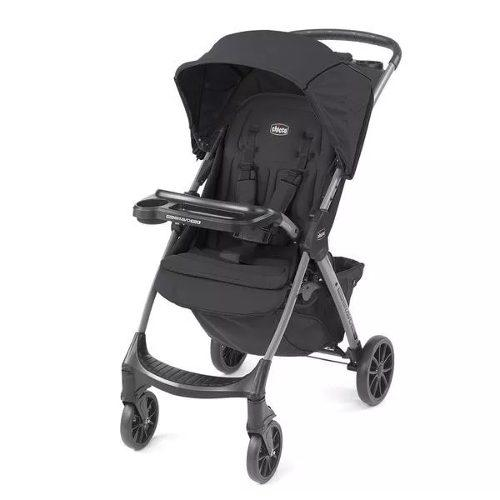 Carriola Para Bebe Mini Bravo Plus Ink, Negro