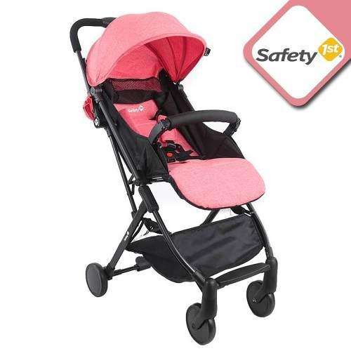 Carriola Para Bebe Peke Safety | Compacta Msi Oferta