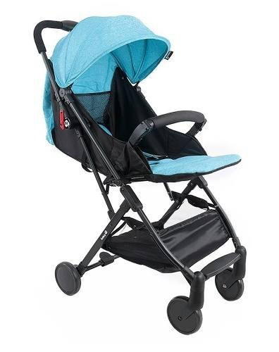 Carriola Safety 1st Peke Ultra Compacta - Azul Marino