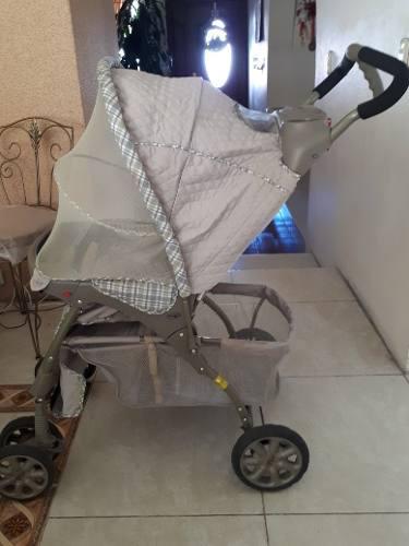 Carriola, Silla, Colchón, Para Bebé De Uso Buen Estado