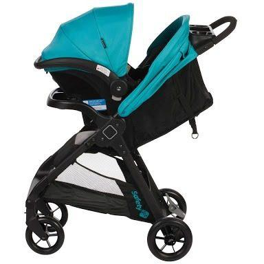 Carriola Smooth Ride 3 En 1 Safety First | Verde | Lila