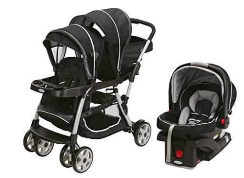 Carriola Y Asiento De Coche Graco Ready2grow Lx Duo