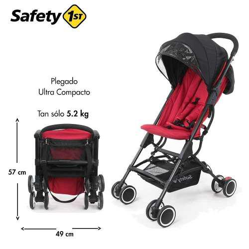 Carriola Zippy Lx Safety First | Ligera Y Compacta