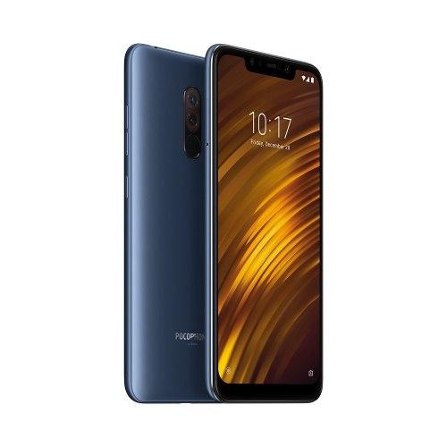 Celular Xiaomi Pocophone F1 Versión Global 128gb 6 Ram Azul