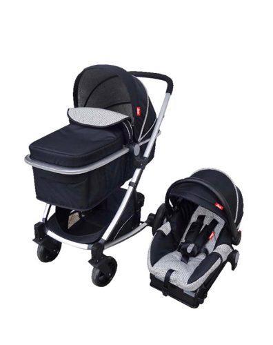 D'bebé Carriola Travel System Crown Negro