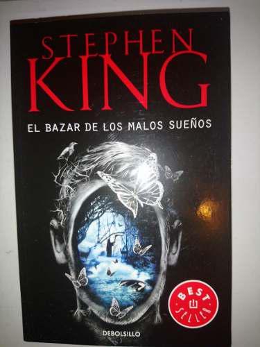 El Bazar De Los Malos Sueños... Stephen King Dhl