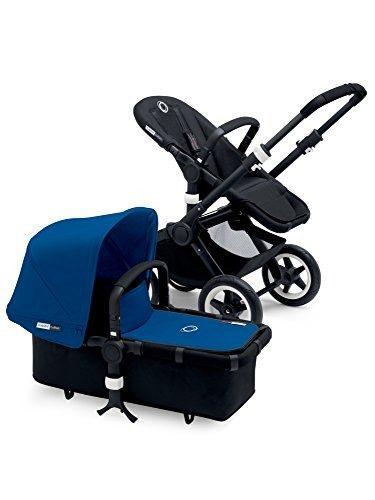 Estándar,sistema De Viaje Bugaboo Para Bebé Negro Con