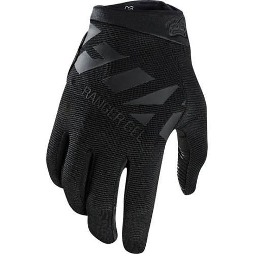 Guantes Fox Racing Moto Ciclismo Mtb Ranger Gel Negro