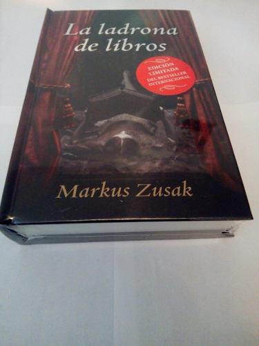 La Ladrona De Libros... Markus Zusak Tapa Dura Dhl