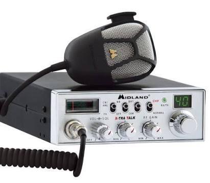 Midland z Radio Cb 4 Watts 40 Canales De Línea Nuevo!