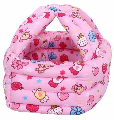 Pink Candy - Cabeza De Bebé Niño Infantil Paseo Juego