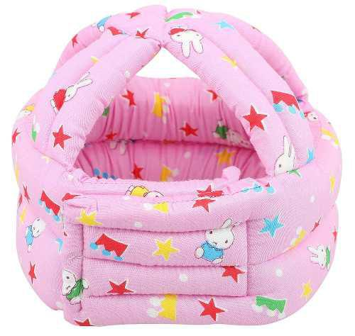 Pink Rabbit - Cabeza De Bebé Niño Infantil Paseo Juego