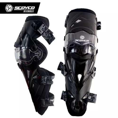 Rodilleras Articuladas Scoyco Mpact Moto Envio Grat