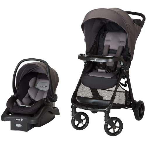 Sistema De Viaje Carriola Safety 1st Smooth Ride -gris