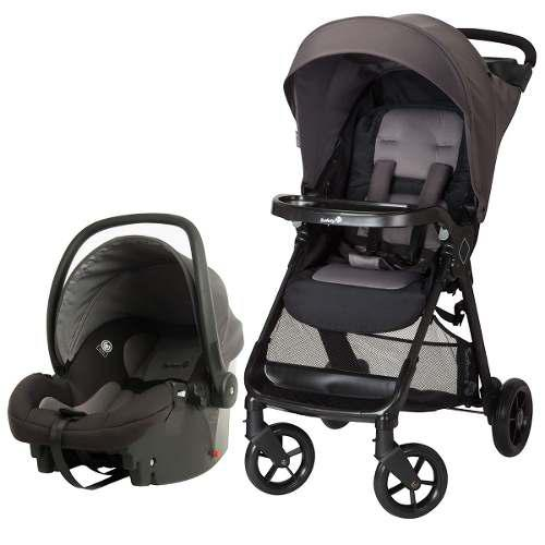 Sistema De Viaje Safety 1st Abatible Bebe Carriola Carreola