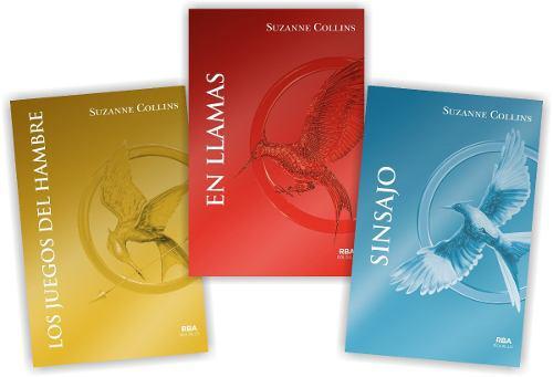 Trilogía Los Juegos Del Hambre Nva Edic - Suzanne Collins