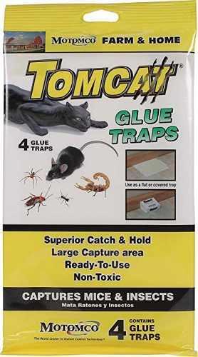 198884 Trampas Tomcat Pegamento Para Ratones Y Los Insectos,