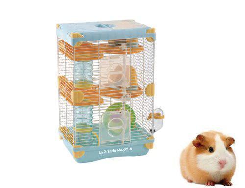 Jaula Casa Para Hamster Land 42.5 X 27.7 X 20.5