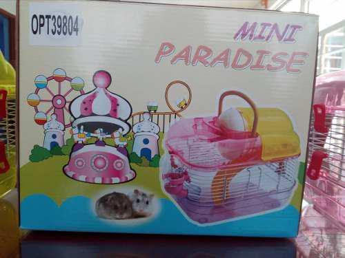 Jaula Para Hamster Mini Paradise 27x21x22 Cm