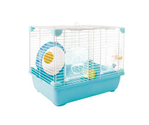 Jaula Plastica Para Hamster 33.5x23.7x35.5 Good Neighbour