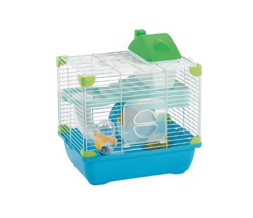 Jaula Plastica Para Hamster Sunny 28.9x22.2x30.1